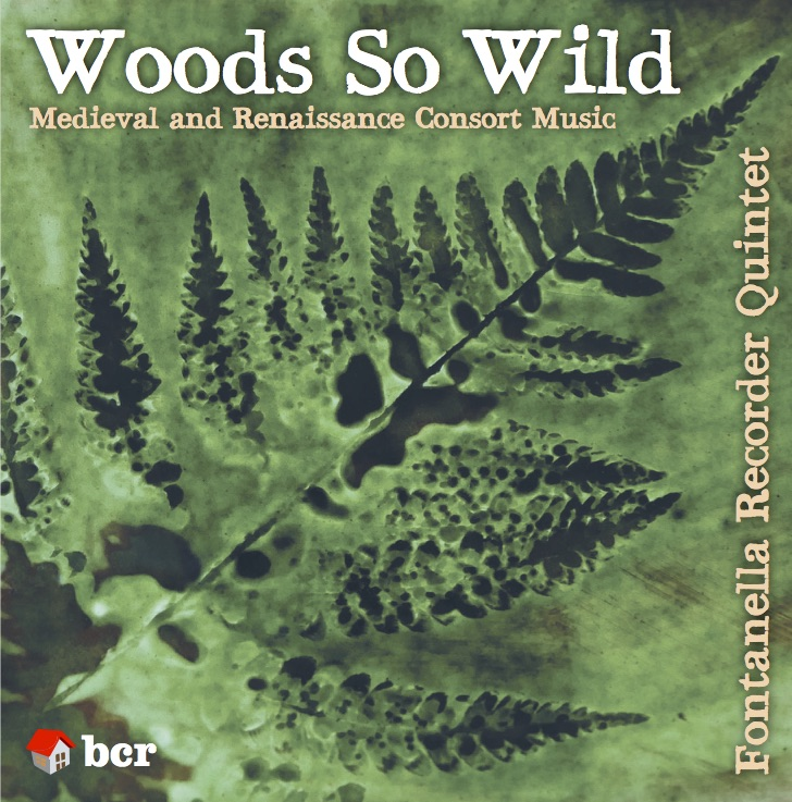 CD cover image of 'Woods So Wild'