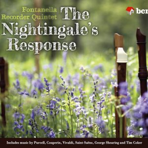 CD cover image of Fontanella's Nightingale's Response CD