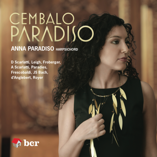 Cembalo Paradiso CD cover image
