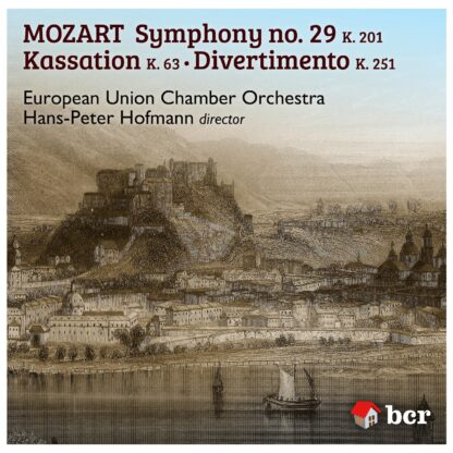 Cover image of EUCO CD