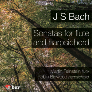 CD cover image of Bach flute sonatas