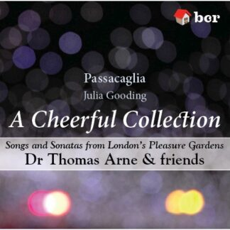 CD cover image of A Cheerful Collection