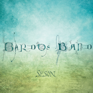 CD cover image of Bardos Band Seson