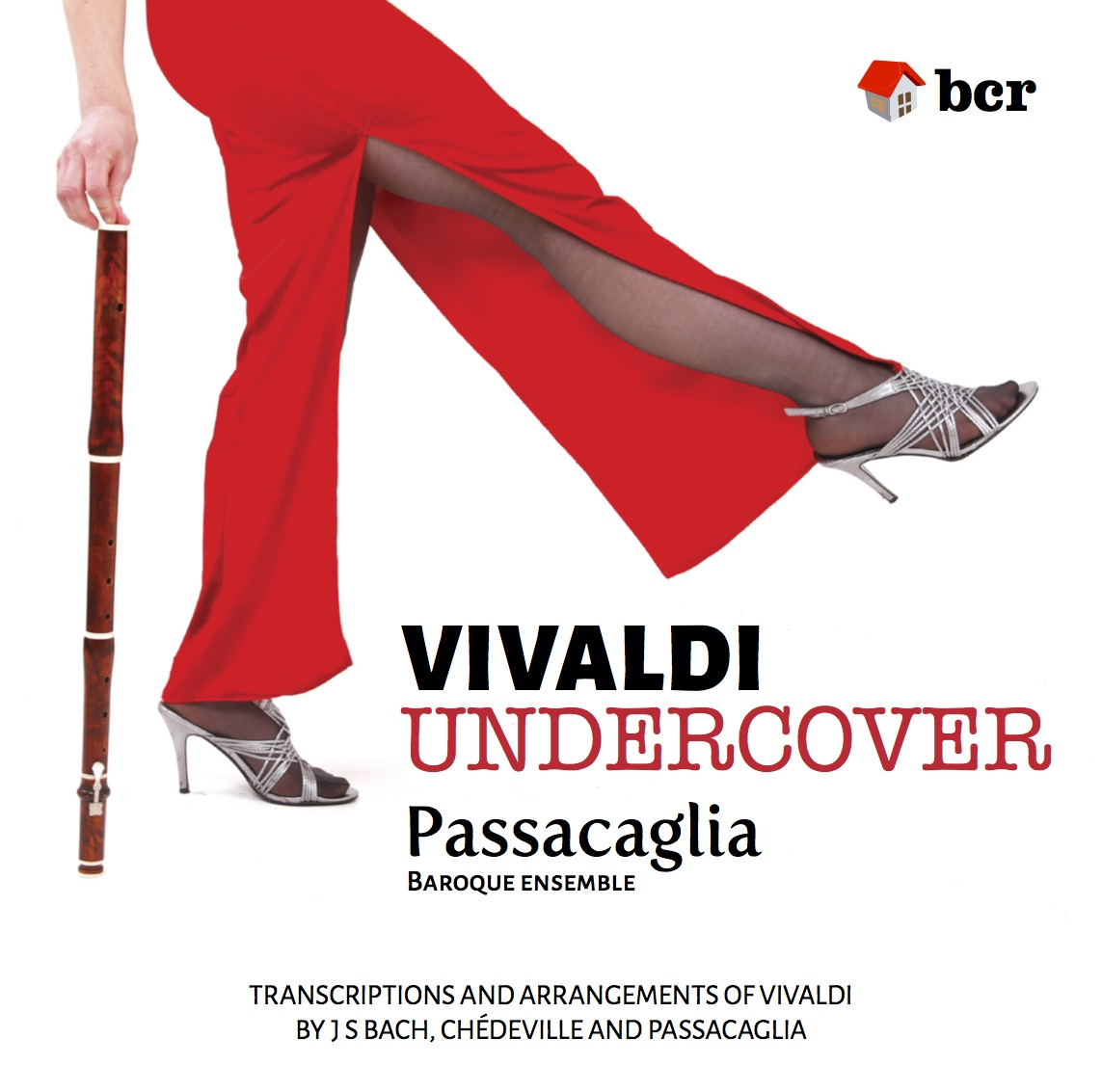 CD cover image of Vivaldi Undercover album