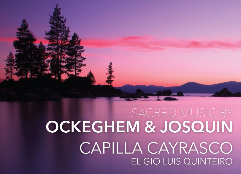 Capilla Cayrasco CD cover image
